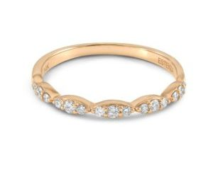 LARGE 300x243 - Diamond Stackable Rose Gold Band