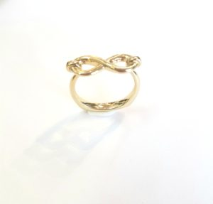 20170717 123021 - 6mm Gold Infinity Ring