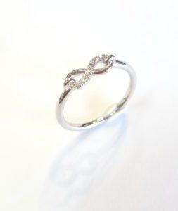 20170725 103641 - Diamond Infinity Ring