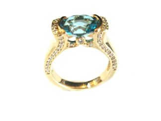 final21 e1520552697278 324x243 - Half-Bezel Blue Topaz Diamond Ring