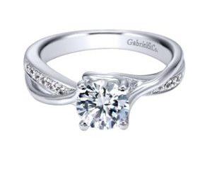 ER10013W44JJ 1 e1506981279474 297x243 - 14K White Gold Round Twisted Engagement Ring