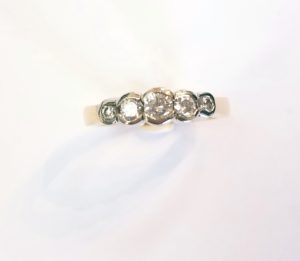 20170923 101740 - Two-Tone Half Bezel Ring