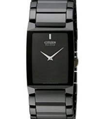 "bnlah 216x243 - Citizen Men's AR3045-52E ""Stiletto Blade"" Black Ceramic Eco-Drive Watch"