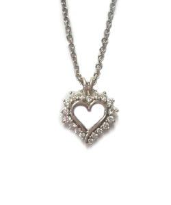 final12 e1510277168225 - Diamond Heart Pendant