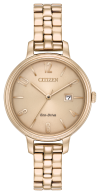 Chandler main1 - Citizen Eco-Drive Chandler Ladies' Watch EW2443-55X