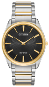 Stiletto main1 - Citizen Eco-Drive Corso Mens' Watch CA7004-54A