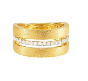 large2 e1512601814625 - Brushed-Gold and Diamond Band