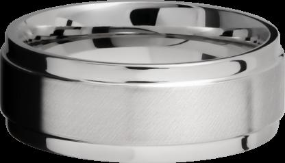 CC8FGEW FINISHANGLE SATINPOLISH IMAGE0031 416x238 - Cobalt Chrome Angle Satin Polish Men's Ring