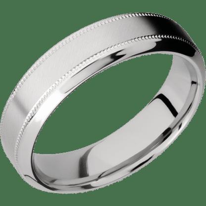 download 4 416x416 - Cobalt Chrome Angle Satin Finish Men's Ring